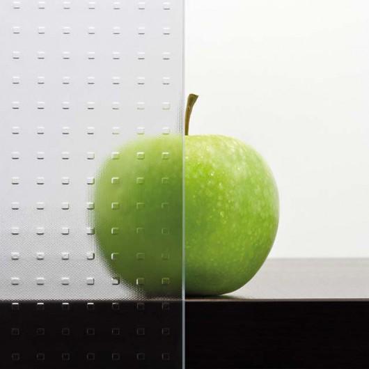 Ornament-Glasmuster mit Motiv Mastercarre