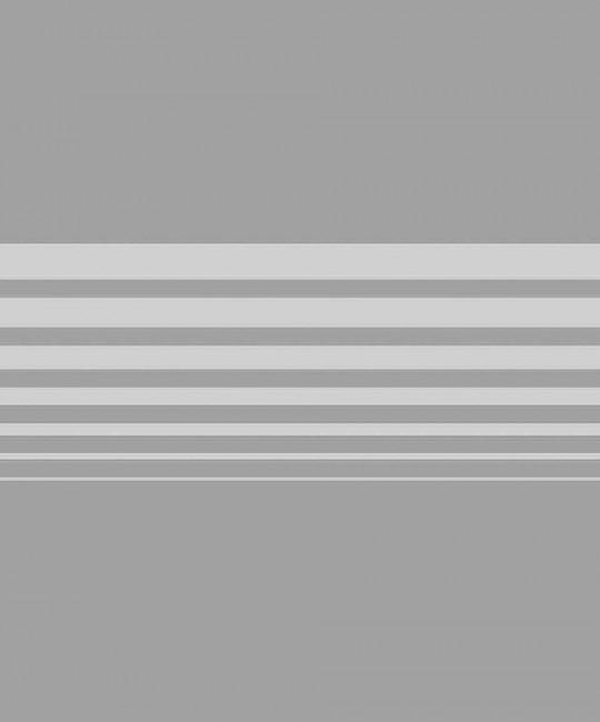 Sandstrahlmotiv 4 mit Streifen verjüngend