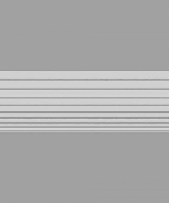 Sandstrahlmotiv 5 mit Streifen verjüngend