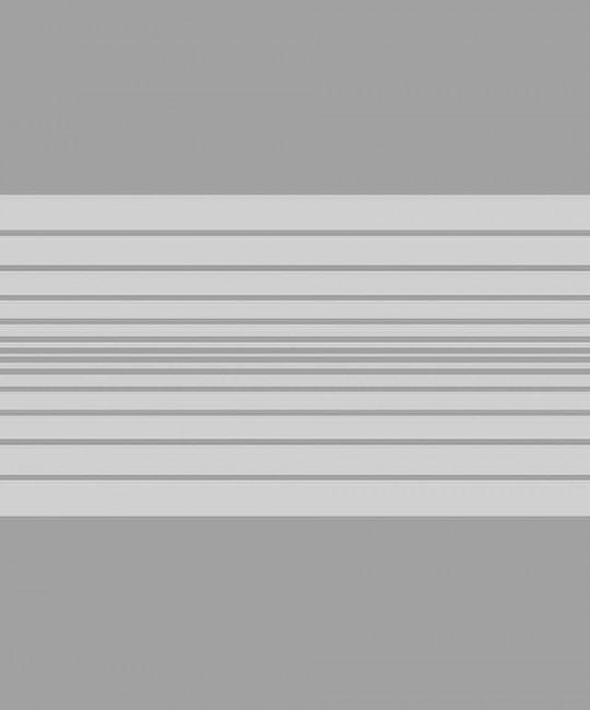 Sandstrahlmotiv 6 mit Doppelstreifen