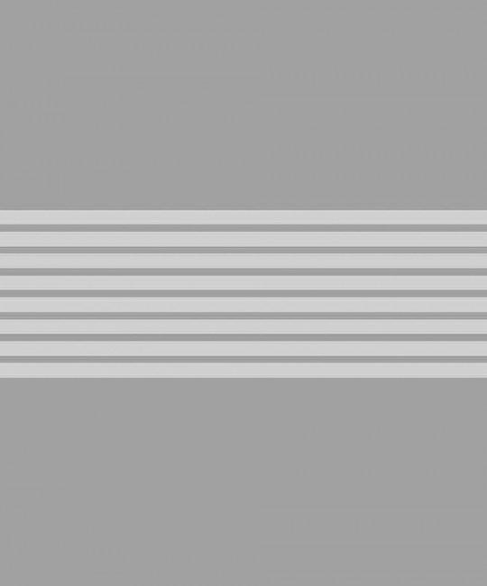 Sandstrahlmotiv 7 mit Streifen symmetrisch