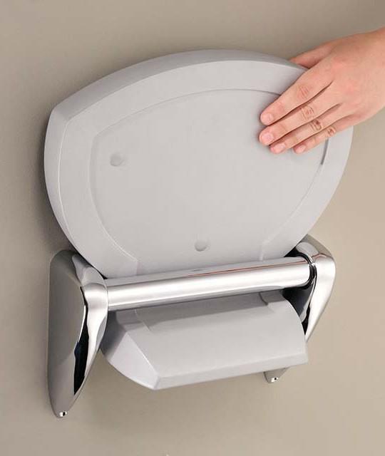 Zubehoer Solida hochklappbarer Duschsitz